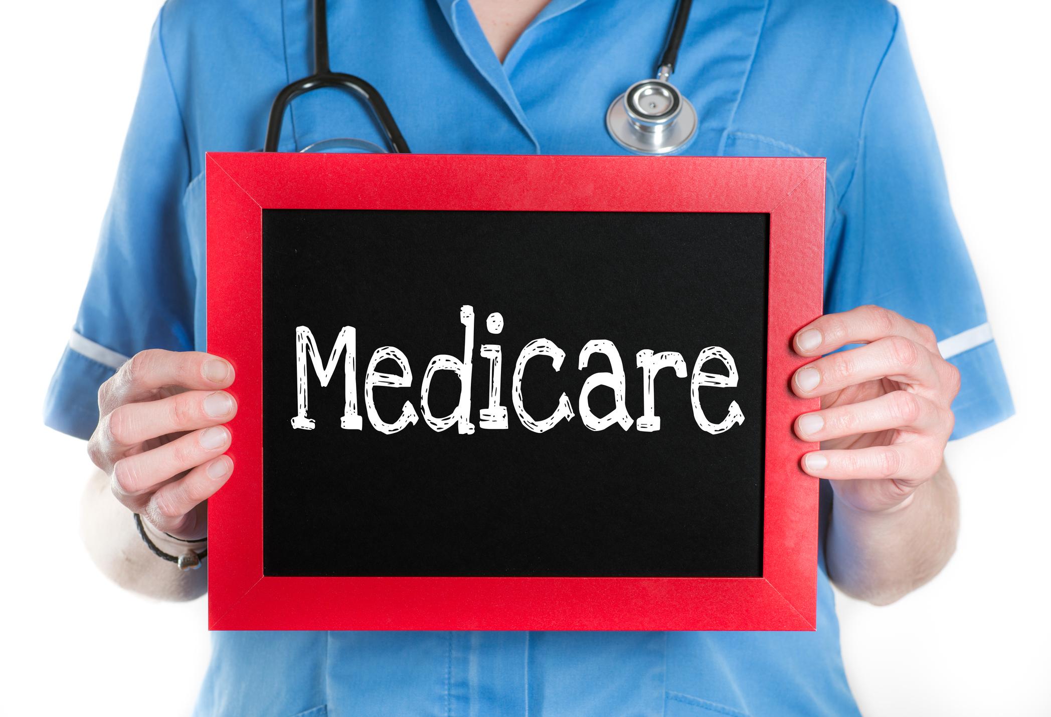 Let's talk about Medicare 101!